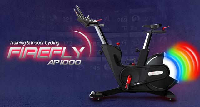 firefly 心率飛輪健身車