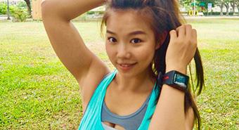 ALATECH|CS011藍牙無線運動心率帶|戶外全身運動的追蹤工具-小薇 Olivia