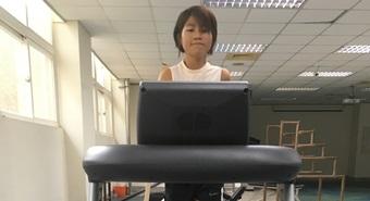 蘇志濱間歇團-專業跑者-楊喬筑