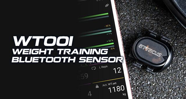 WT001藍牙重量訓練感測器